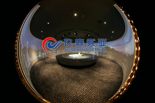 Planning Exhibition Hall of GuangZhou